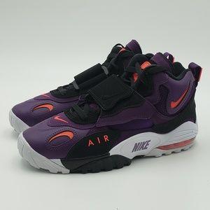 Nike Mens Air Max Speed Turf Night Purple Bright C